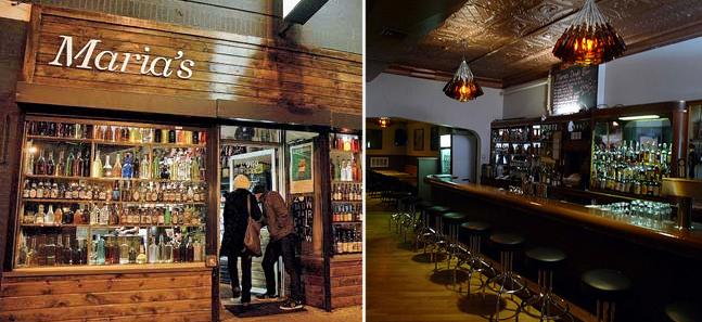 Secret bars of America  The best bars in the world